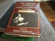 The Selected Letters of Lady Mary Wortley Montagu, 1970 box 50