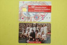 M06/2003 Auflage 2000 Stück Fussball FC Bayern Deutsche Meisterschaft 1972/1973