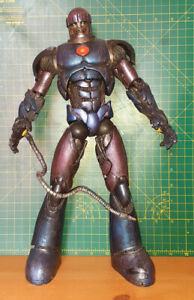 Marvel Legends Toybiz X-Men Sentinel BAF Complete build-a-figure