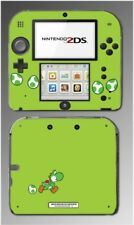 Yoshi Special Edition Super Mario Bros Eggs Game Decal Skin Cover Nintendo 2DS