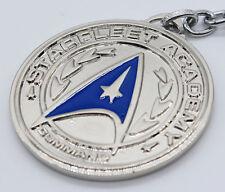 Star Trek STARFLEET ACADEMY Keychain ~ Silver