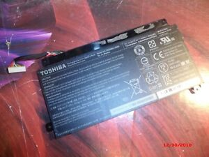 Original Battery 45Wh PA5208U_1BRS For Toshiba Chromebook E45W P55W CB35-B3121