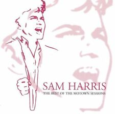 Sam Harris: The Best of the Motown Sessions  Audio CD