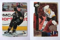 1997-98 Paramount #152 Morozov Alexei  ice blue  penguins