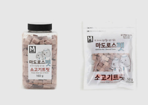 [Matroos Pet] Freeze Dried Beef Treat (50g) for all cats and dogs