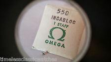 Omega Watch Parts, 550 1321, 550 723, Balance Staff