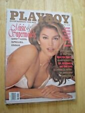 Playboy Magazine May 1996 (Cindy Crawford / cover)