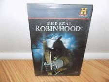 The Real Robin Hood (DVD, 2010) As Seen On History Channel BRAND NEW SEALED!!!