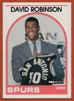 1989-90 Hoops #138 David Robinson ROOKIE SP PACK FRESH MINT San Antonio Spurs