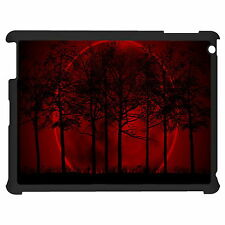 Red Moon Case Cover For Apple Samsung Google