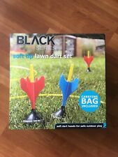 SOFT TIP LAWN DART SET BRAND NEW Includes Carrying Bag 24 Hr SHIPPING.