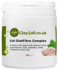 Col-dietfibre Complex-Alta Fibra Colon Cleanser e Shape-up di supporto