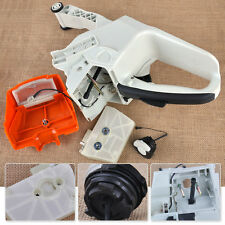 Rear Handle Fuel Gas Tank Air Filter Cover Cap Kits Fit For Stihl MS380 Chainsaw