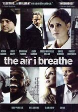The Air I Breathe DVD Movie-Brand New & SEALED Fast Shipping (VG-TF4975BD/VG-004