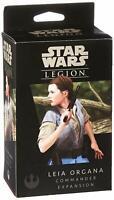 Princess Leia Organa Commander Expansion Star Wars: Legion FFG NIB
