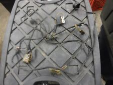 1979 Skidoo Citation 300 twin snowmobile parts: WIRING HARNESS
