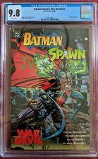 Batman Spawn War Devil # NN CGC 9.8 1994 Wraparound Cover