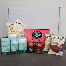 Christmas Tea Snacks Gift Hamper Cookies, English Tea Porcelain cup for MUM ,NAN