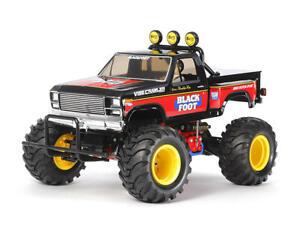 Tamiya Blackfoot 2016 2WD Electric Monster Truck Kit [TAM58633]