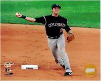 Troy Tulowitzki Colorado Rockies LICENSED Baseball 8x10 Photo