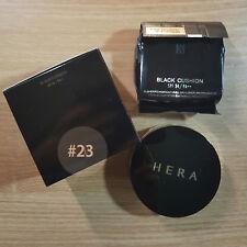[HERA] NEW Black Cushion #23 beige SPF34/PA++ (15g + Refill) - Korea Cosmetic