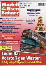 Modell-Eisenbahner, Heft 3/1998