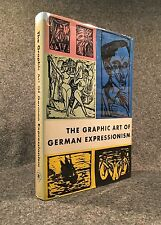 "The Graphic Art of German Expressionism by Lothar G. Buchheim. A ""must have""."