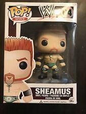 WWE Wrestling Funko POP! Sheamus Vinyl Figure #04 with Pop Protector