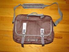 "Timbuk2 Command  Laptop Bag - Brown and Gray, Medium, 15.6"""