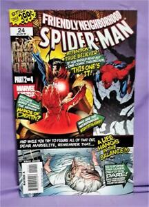 J.M. Straczynski FRIENDLY NEIGHBORHOOD SPIDER-MAN #24 Joe Quesada (Marvel, 2007)