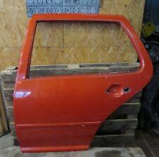 Golf VW 4IV Puerta Trasero Izquierdo Hl 4 1J6833055F Limo LA2Y Trópico Naranja