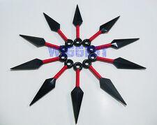 10 Pcs Plastic Naruto Ninja Kunai Sasuke Sakura Cosplay Weapon Knife Props