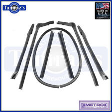 65 GM BBody Full Size Convertible Top Roof Weatherstrip Seal Kit RR1813 USA MADE