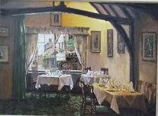 Viktor Shvaiko Afternoon Rendevous Embellished Canvas