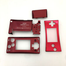 Full Housing Shell Case Cover for Nintendo Gameboy Micro GBM Red and blue