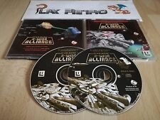 PC STAR WARS X - WING ALLIANCE LUCASARTS PAL ESPAÑA