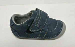 Stride Rite Soft Motion Kellen Sneakers, Navy, Toddlers 6 Wide