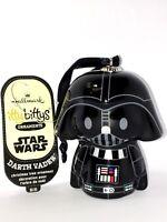 HALLMARK Keepsake ITTY BITTYS DARTH VADER Star Wars CHRISTMAS ORNAMENT Disney