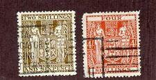NEW ZEALAND--2 Stamps Scott #AR48-#AR49