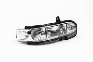 Mercedes E Class W211 02-06 Mirror Indicator Repeater Right Driver Off Side O/S