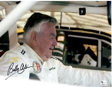 Superb 8x10 Color Signed Photo of Bobby Allison of the Alabama Gang of NASCAR