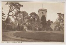 Warwickshire postcard - Guy's Tower, Warwick Castle (A343)