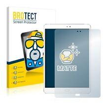 2x Asus ZenPad 3S 10 Z500M Display Schutz Folie Matt Entspiegelt