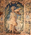 Amazing Antique 17th century antique Brussels Mythological Tapestry