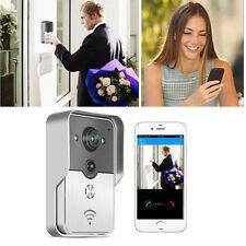 IR Wireless Wifi Remote Video Door Camera Phone Intercom Doorbell Home Security