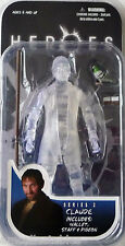 """MEZCO HEROES - CLEAR INVISIBLE CLAUDE - 6"""" inch ACTION FIGUR - NEU & OVP"""