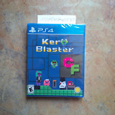 Kero Blaster PS4 Physical Edition PlayStation 4 Brand New Sealed