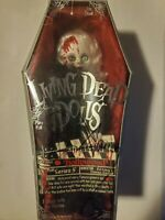 LDD living dead dolls series 5  HOLLYWOOD  SEALED signed Damien Glonek & Ed Long