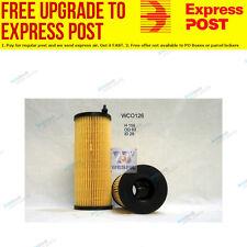 Wesfil Oil Filter WCO126 fits BMW 1 Series 118 d (E87),118 d (E88),120 d (E87