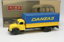 Ixo Camion d'Autrefois 1/43 - Magirus Merkur Danzas